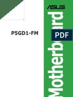 Asus p5gd1 FM