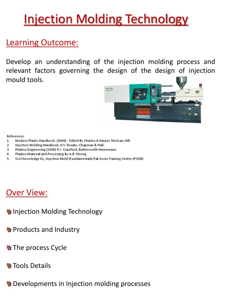 Injection Molding Final | Industries | Industrial Processes