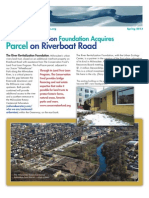 RRF Spring Newsletter 2013