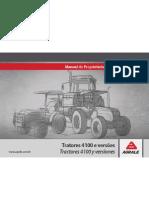 Manual Trator Agrale 4100