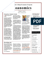 Roanomics Volume 3, Issue 2