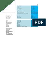 valve data sheet