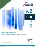 Service Transition2012