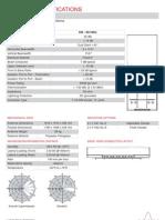 Antena multibeam 5 5UPX0805F