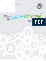 Digital Marketing Report 2012