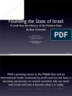 Founding the State of Israel_Hasbara Fellowship