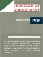 Ferrocement Tanks