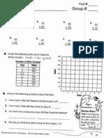Math Packet 11
