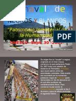 Carnaval de Negros y Blancos (Pasto Colombia)