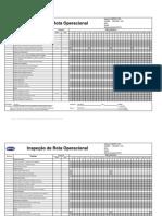 Check List - Empilhadeiras - Plano Completo Toyota - IsO