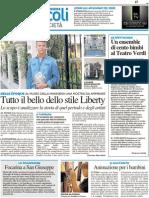 24.3.2013, 'Tutto Il Bello Dello Stile Liberty', Il Resto Del Carlino