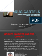 Drug Cartels Powerpoint
