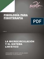 FISIOLOGÍA PARA FISIOTERAPIA