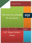 Libro Digital La Historia de Mi Calle