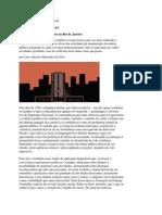 CIDADES CONTROLADAS O Controle Do Crime Violento No Rio de Janeiro