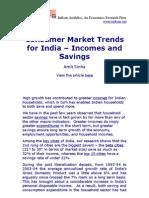 Consumer Market Trends