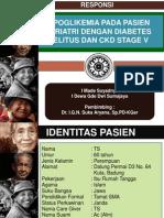 Hipoglikemia Pada Geriatri DM+CKD