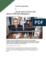 Diario La Republica 09 de Agosto 2012 276 728 y Cas