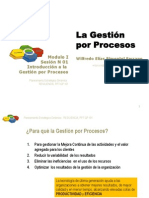 Gestion Por Procesos Introduccion 1