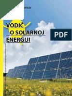Vodic o Solarnoj Energiji