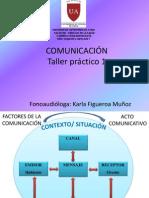 TALLER 1 Comunicación