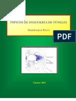 Topicos de Ingenieria de Tuneles