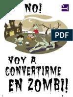 !Oh No! !Voy a Convertirme en Zombi! - Jason Daniel Greenfield