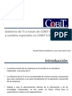 Gobierno de TI a Traves de COBIT 4.1