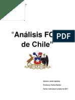 Análisis FODA DE Chile