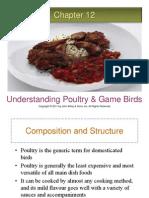UnderstandUnderstanding Poultry and Game Birds.ppting Poultry and Game Birds