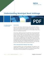 PUB Municipal Bond Arbitrage 1211