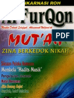 Majalah Al Furqon Edisi 4 Thn 3