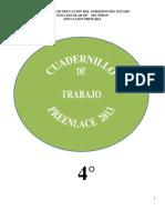 CUADERNILLO PREENLACE 4°_13