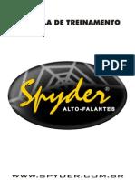 Auto Falantes Spyder