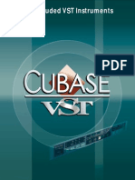 VST Instruments