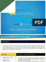 ConsultingTutor Practice Cases - Retirement Complexes