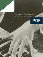 Prokof Pia Sonatas