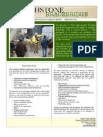 Bracebridge Touchstone Report