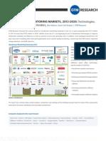 Transformer Monitoring Markets 2013 Web