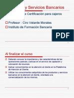 Productos y Servicios Bancarios Clase 1