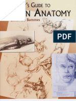 Gottfried Bammes - The Artist's Guide to Human Anatomy - 2004