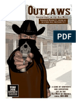 Consolidated Outlaws Rules 2nd Edition 2.3