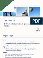 xACP OSS Based Standard