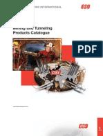 DSI Ground Support Mechanical Rockbolts