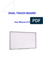 User Manual Whiteboard Interactive