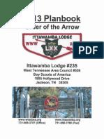 2013 Planbook - Body