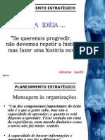 planejamento estrategico nas organizações