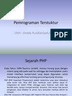 Pemrograman Terstruktur Ke-3
