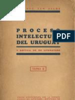 Proceso Intelectual Del Uruguay-tii