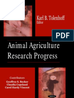 Animal Agriculture Research